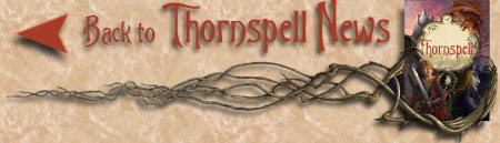 Back to Thornspell News
